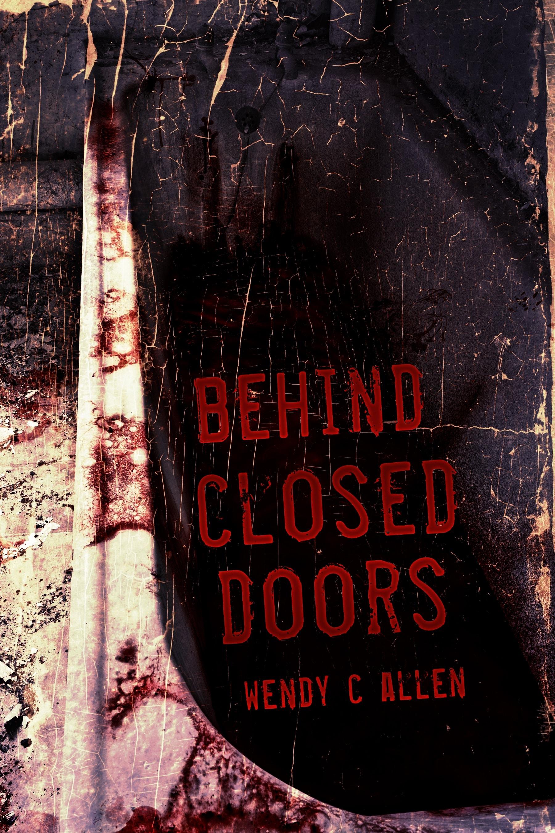 Behind Closed Doors : Portfolio rocking book covers