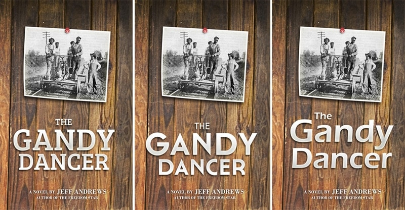 Gandy Dancer Fonts