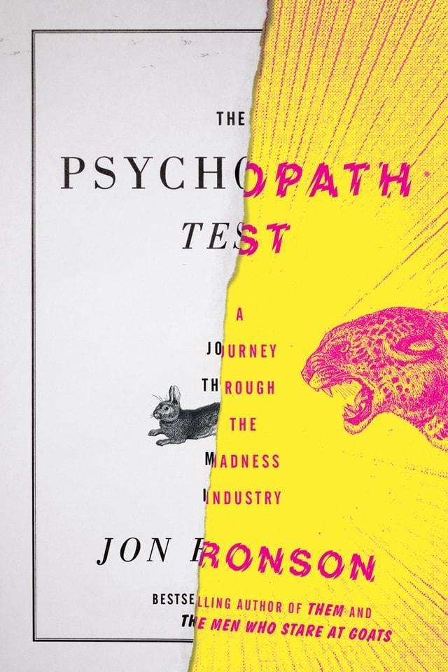 JM psychopat test