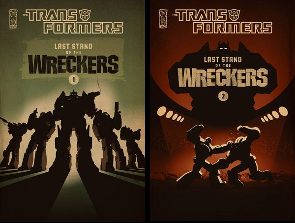 Transformers by Trevor Hutchison