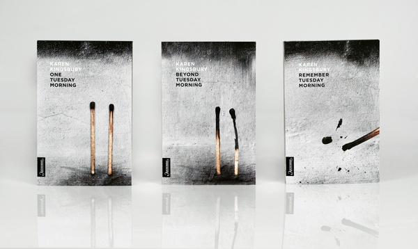 matches covers by Marius Hole