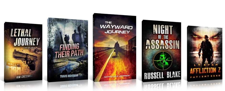 book covers for self publishing