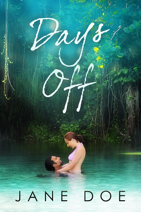 holiday romance premade book cover
