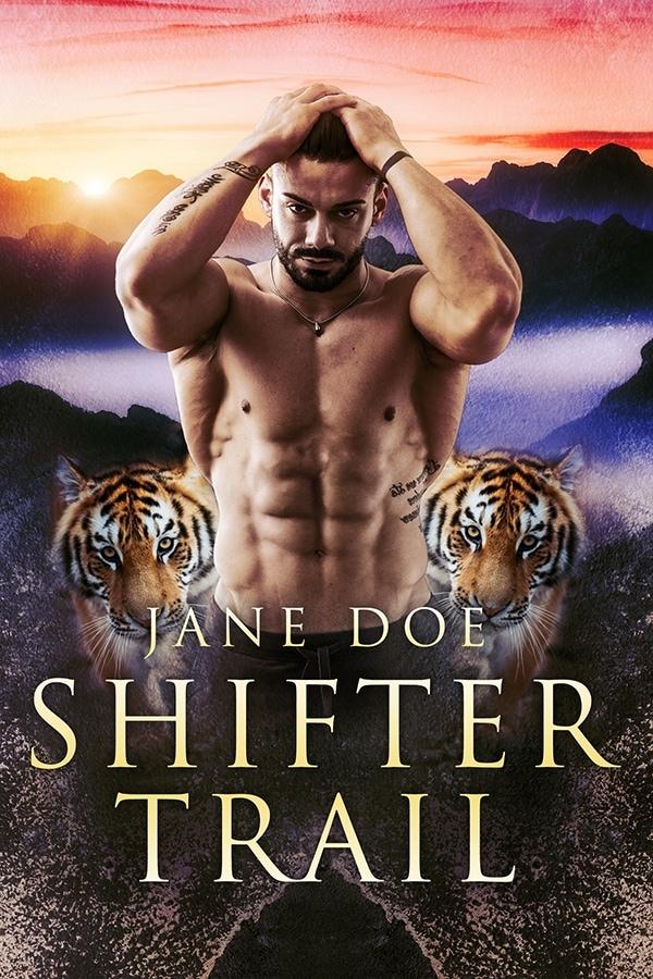 tiger shifter romance book cover