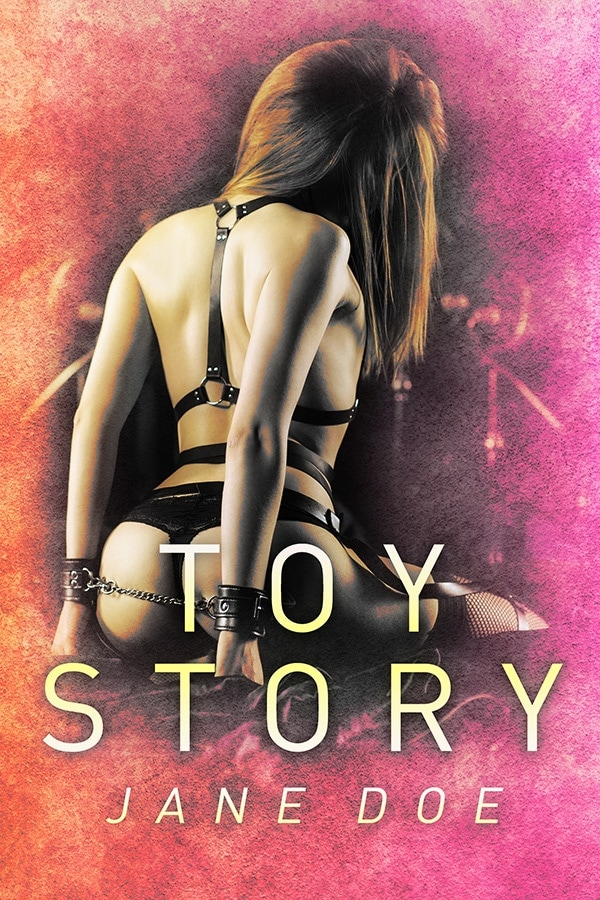 erotica premade book cover
