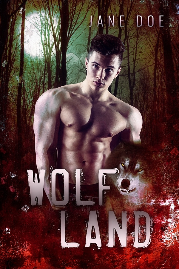 shifter romance cover