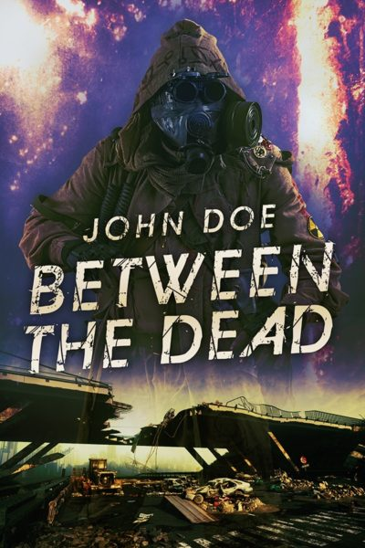 premade postapocalyptic book cover