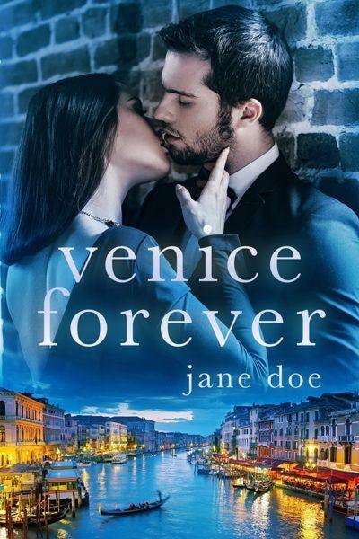 romance book cover venice