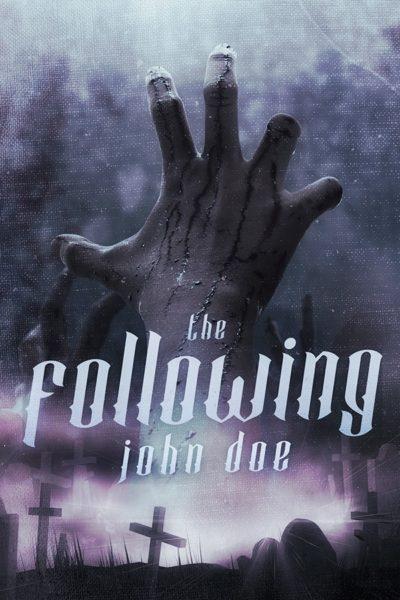 zombie premade book cover