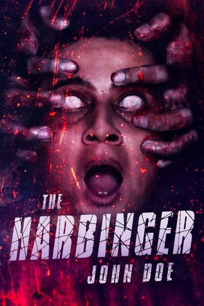 premade horror book cover