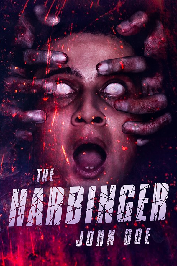 premade horror book cover