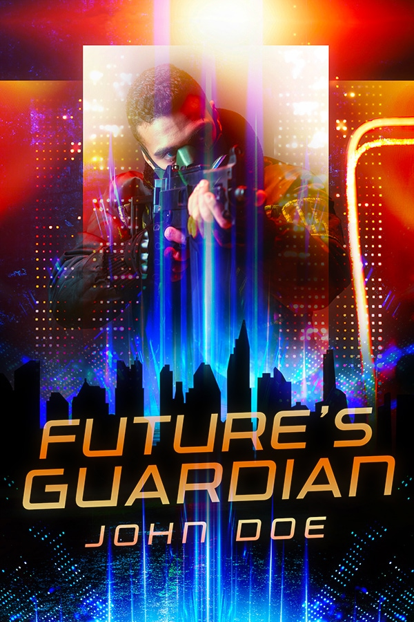 military scifi premade ebook cover for sale
