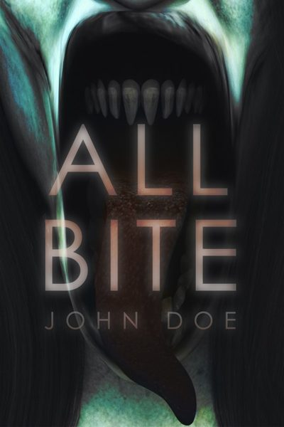 horror book cover for sale