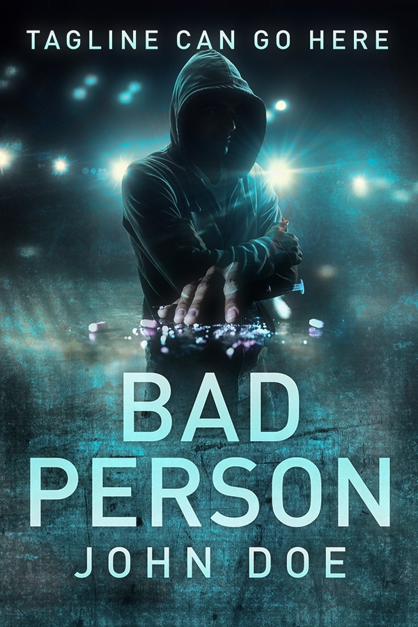 sports thriller book cover for sale