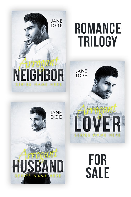 romance book cover series
